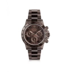 MAD Customized Watches Customized Rolex Chocolate Racing Daytona Men's Watch