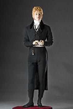 George (Beau) Brummell (Regency Period) Doll: Photo by By golondrina411 on Flickr