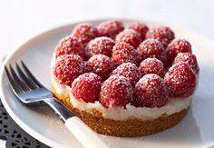 Tartelettes amandes et framboisesDécouvrez la recette des tartelettes amandes et framboises