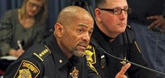 SHERIFF SHREDS ANTI-GUN MAYOR'S EXCUSE FOR CRIME SPREE   Says 'culture of violence' in black community is to blame   Published: April 21, 2015   LEO HOHMANN