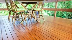 How to stain and maitain the perfect deck
