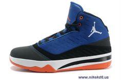 Discounts 580590-007 Black/White-Game Royal-Team Orange Jordan B Mo