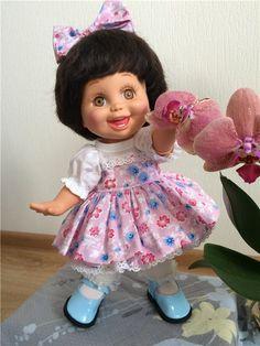 Принцесса Мия Galoob baby face и ее сестренка / Куклы Galoob Baby Face dolls…