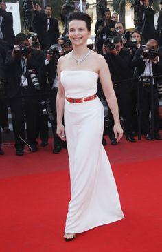 Juliette Binoche Photos - Closing Ceremony - Red Carpet Arrivals:63rd Cannes Film Festival - Zimbio