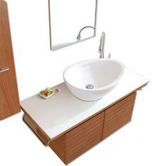 Pics On Virtu USA Ostia Dark Antique Cherry Travertine Double Sink Bathroom Vanity Transitional Bathroom Vanities Pinterest