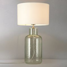 Charming Glass Table Lamp From Glass Lighting: Table, Chandeliers | Lamps For  Heather | Pinterest | Glass Table Lamps, Glass Table And Chandeliers
