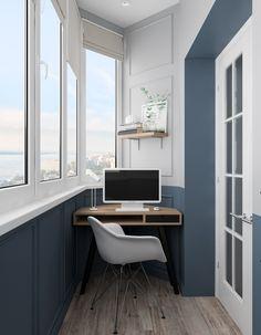 Room Decor, Desk, 3ds Max, Living Room, Interior Design, Provence, Balcony, Corner, Behance
