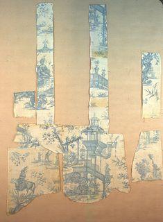 Fragments, ca. 1775