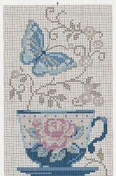 Brilliant Cross Stitch Embroidery Tips Ideas. Mesmerizing Cross Stitch Embroidery Tips Ideas. Cross Stitching, Cross Stitch Embroidery, Embroidery Patterns, Hand Embroidery, Cross Stitch Charts, Cross Stitch Designs, Cross Stitch Patterns, Butterfly Cross Stitch, Cross Stitch Flowers