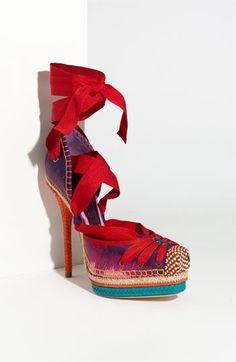 Dior 'Tahiti' Platform Pump | Nordstrom - StyleSays