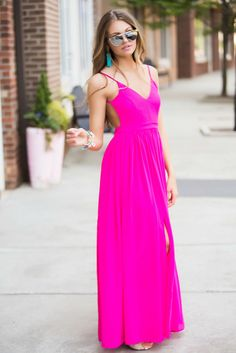 Back To Me Maxi Dress – Swoon Boutique