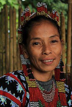 T'boli Woman, Philippines