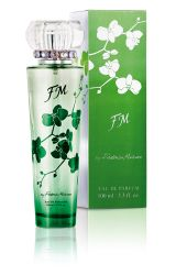 FM 321 is a Floral Fragrance with Fruit Notes. - Fruit cocktail of pear, peach and nectarine, that blooms with delightful aroma of jasmine, rose and musk.