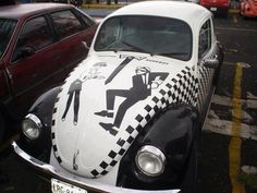 The Specials Beetle Mod Scooter, Scooter Motorcycle, Combi Wv, Ska Music, Hair Health And Beauty, Ska Punk, Vw Classic, Doc Martens Boots, Trilby Hat