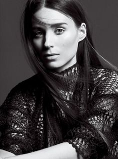 rooney mara by david sims