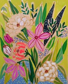 Image of 16x20 Flowers for Sloan