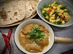 باتر چیکن (خورشت مرغ ماکانی هندی ) – وبلاگ ويدا