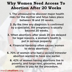 How exactly is abortion solely a woman's decision (more inside)?