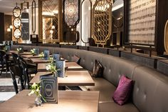 Wunderkammer, Online Magazine, Restaurants, Bar, City, Diners, Food Stations, Restaurant