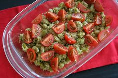 Fava beans and couscous salad!  CC's Simple Kitchen