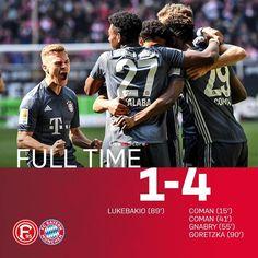 e4242a77271 Fortuna Düsseldorf 1-4 FC Bayern München Full Highlight Video – Bundesliga  2019 - #