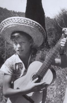 Mick Jagger, 1950's