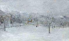 Attribuito ad Achille Tominetti (Milano 1848 -