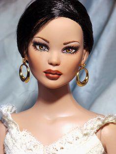 SE Asian doll headshot