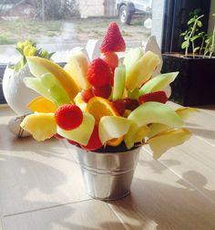 #DIY fruit buquet