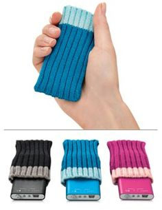 USB Rechargeable Hand Warmer keeps hands warm for up to 3 hours. Solutions catalog $19.98.