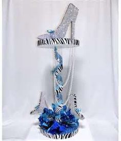Image Search Results for high heel shoe centerpiece