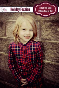 Holiday Fashion at Osh Kosh B'Gosh #GIVEHAPPY #MC #Sponsored
