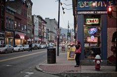 South Side: Allentown, Knoxville, Beltzhoover, South Side Slopes #Pittsburgh #Neighborhoods