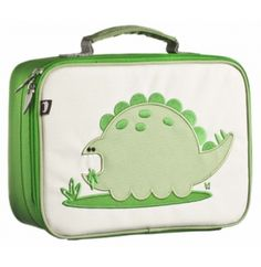 Beatrix New York Lunch Box Stegosaurus Alister - Kids Bags Back To School Backpacks, Insulated Lunch Box, Carrot Sticks, Greens Recipe, Food Storage Containers, Kids Bags, Stylish Kids, Lunch Time, Gift For Lover