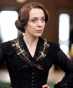 Amanda Abbington - Mr. Selfridge