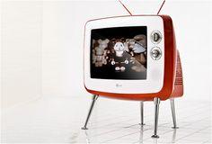 Lg Retro Classic Tv   Image