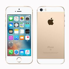 US $292.99 - 376.99 with 37% off --- Original Unlocked Apple iPhone SE Cell Phone 4G LTE 4.0' 2GB RAM 16/64GB ROM A9 Dual-core Touch ID Mobile Phone Used iphonese