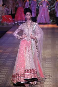 Manish Malhotra long anarkali