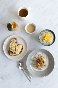 3 EASY PEASY NUTRITIOUS BREAKFASTS FEATURING QUINOA, CHIA AND TAHINI — EAT REAL FOOD