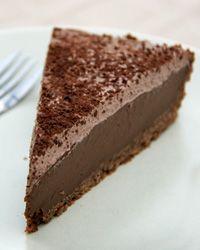 Čokoládový Pie
