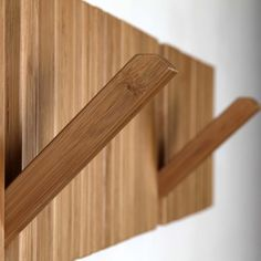 wall hooks/ /coat rack from shibui