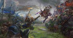 Battle for Azeroth by mo li World Of Warcraft Game, Warcraft Art, Banshee Queen, Hearthstone Heroes, Sylvanas Windrunner, Dc Comics, Medieval, Fantasy Warrior, Starcraft