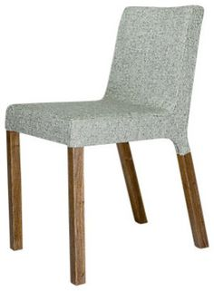 Blu Dot Knicker Chair, Chalk modern-dining-chairs