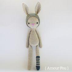 { Amour Fou | Crochet }: Toulouse - The Rabbit