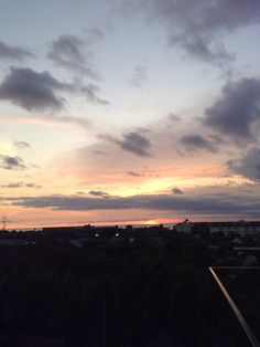 Stunning sunset from Luna roof bar at L Hotel Seminyak Bali