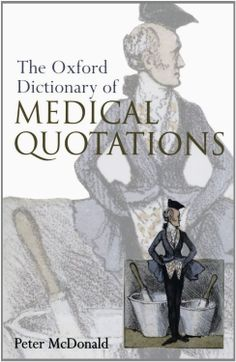 Dictionary of Medical Quotations   Bookz Ebookz