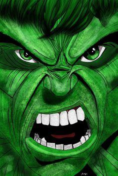 #Hulk #Fan #Art. (Sketch 022/365 - Hulk) By: Mixmax3d. (THE * 5 * STÅR * ÅWARD * OF: * AW YEAH, IT'S MAJOR ÅWESOMENESS!!!™) ÅÅÅ+