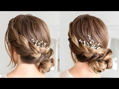 French Braid Side Bun | MISSY SUE