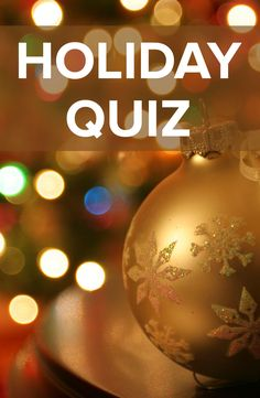 A Holiday Quiz for You and Your Family  #SavorTheSeason #Sweepstakes