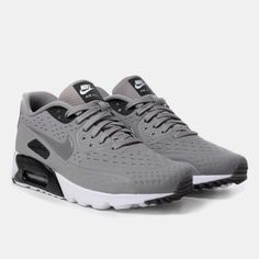 The Nike Air Max 90 Ultra BR Shoes - Dust